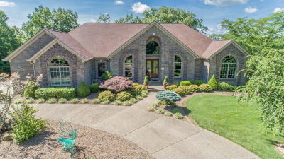 Mt Washington Single Family Home For Sale: 815 Cedar Falls Dr