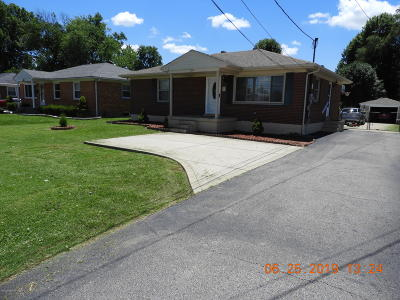 Louisville Single Family Home For Sale: 5508 Greenwood Rd