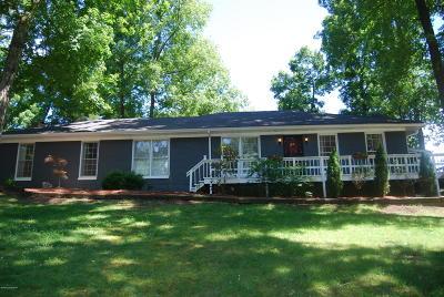 Single Family Home For Sale: 288 Bellemeade St
