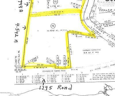 Spencer County Residential Lots & Land For Sale: 16 E Goodlett Rd