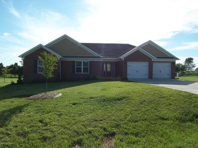 Bardstown Single Family Home For Sale: 110 Presley Dr