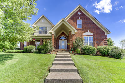 Louisville KY Single Family Home For Sale: $455,000