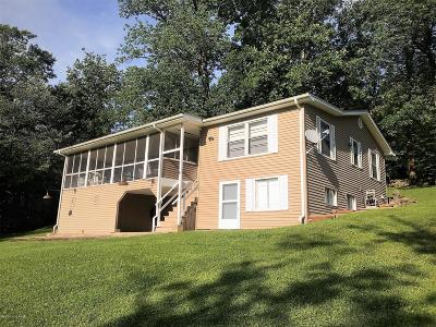 Leitchfield Single Family Home For Sale: 25 N Riverbend Rd