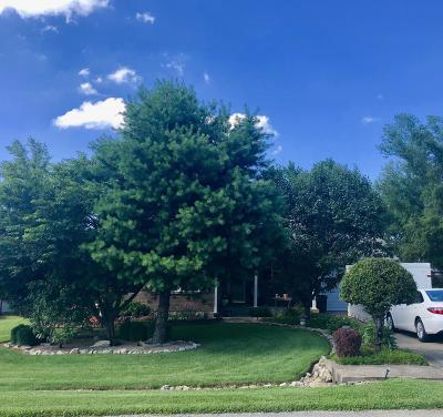 Bardstown Single Family Home Active Under Contract: 116 Benelli Dr