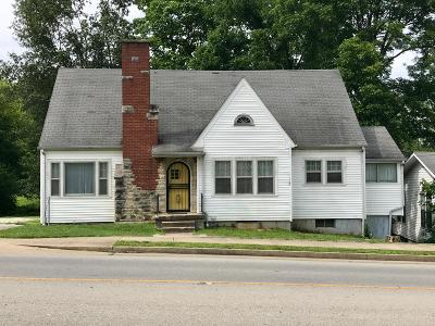 Leitchfield, Caneyville, Clarkson, Big Clifty Single Family Home For Sale: 409 Mill St