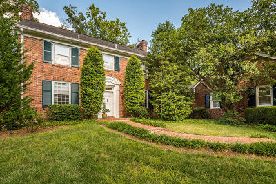 Louisville Single Family Home For Sale: 12208 Osage Rd