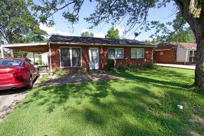 Fairdale Single Family Home For Sale: 8713 James R Rd