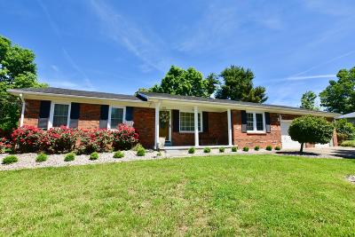Bardstown Single Family Home For Sale: 602 Nally Ct