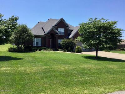Elizabethtown Single Family Home For Sale: 187 Beth Ct