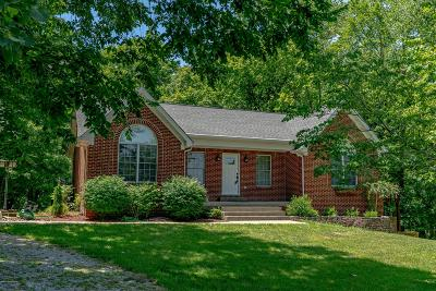Single Family Home For Sale: 17860 Deertrace Ln