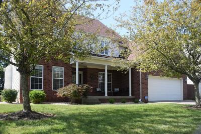 Crestwood Single Family Home For Sale: 6214 Sweetbay Dr