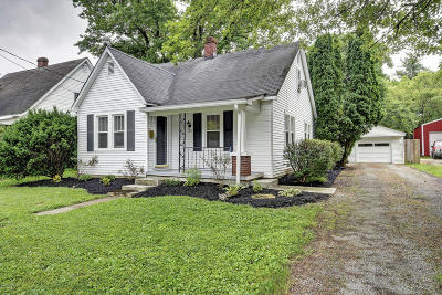 Oldham County Single Family Home Active Under Contract: 107 Woodlawn Ave