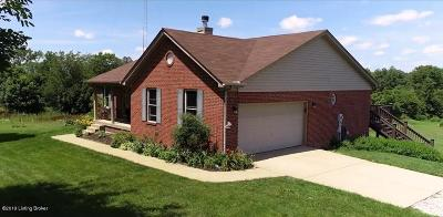 Eminence Single Family Home Active Under Contract: 2296 Castle Hwy