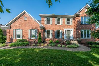 Louisville Single Family Home For Sale: 9902 Spring Ridge Dr