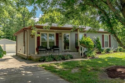 Single Family Home For Sale: 255 Driftwood Dr