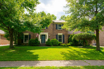 Louisville Single Family Home For Sale: 9520 Tamarisk Pkwy