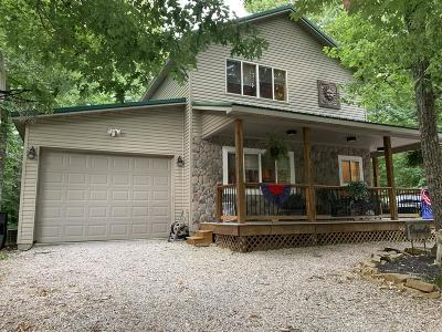 Edmonson County Single Family Home For Sale: 160 Blueberry Hill