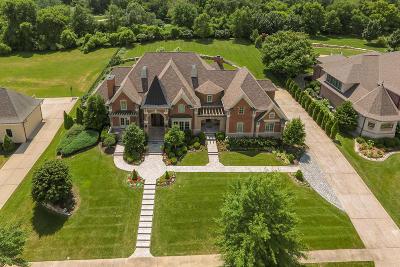 Prospect Single Family Home For Sale: 5608 Harrods Glen Dr