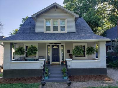 Crescent Hill Single Family Home For Sale: 122 Fenley Ave