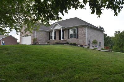 Single Family Home For Sale: 440 Fincastle Way