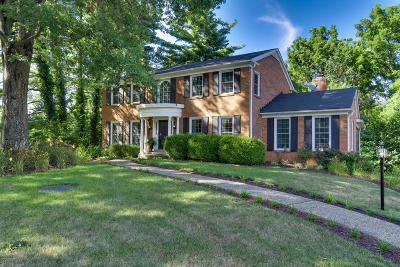 Single Family Home For Sale: 5803 Keewood Ct