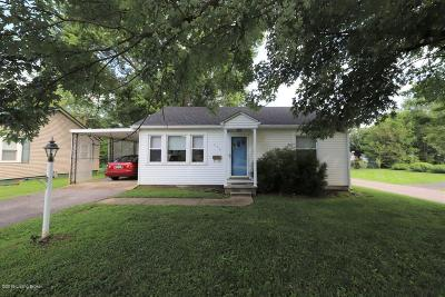 Elizabethtown Single Family Home For Sale: 222 N Mantle Ave
