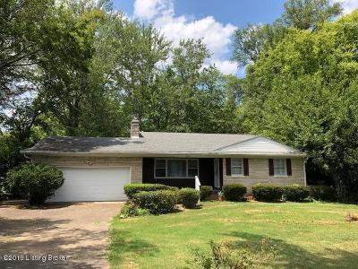 Single Family Home For Sale: 3630 Breckenridge Ln