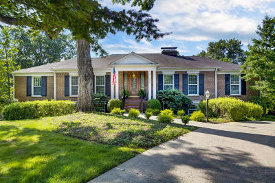 Prospect Single Family Home For Sale: 6806 Foxcroft Rd