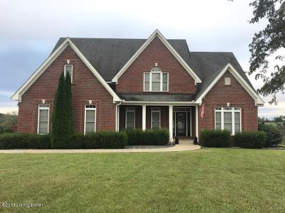 Bardstown Single Family Home For Sale: 103 Morgan Ct