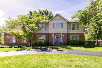 Prospect Single Family Home For Sale: 12800 Ridgelock Ct