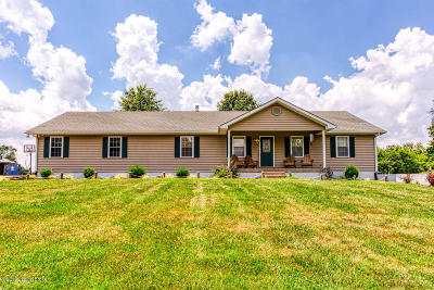 Shelby County Single Family Home For Sale: 2932 Christianburg Rd