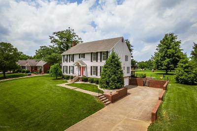 La Grange Single Family Home For Sale: 5107 Macintosh Ave