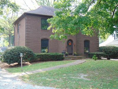Single Family Home For Sale: 3902 Glen Oak Dr