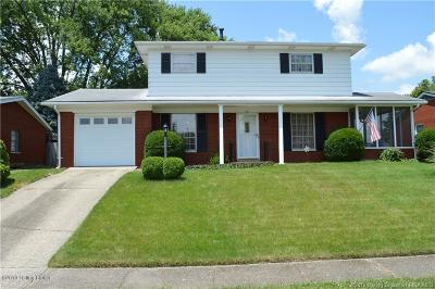 Clarksville Single Family Home For Sale: 637 Redwood Dr