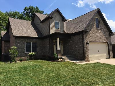 Single Family Home For Sale: 3417 Stara Ct