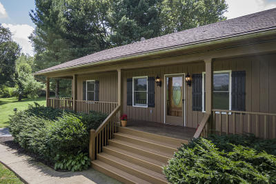 Shelbyville Single Family Home For Sale: 234 Anderson Ln
