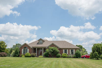 Shelbyville Single Family Home Active Under Contract: 3190 Southville Pike Pike