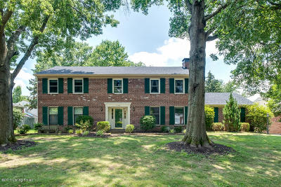 Louisville Single Family Home For Sale: 10808 Bell Rock Ct