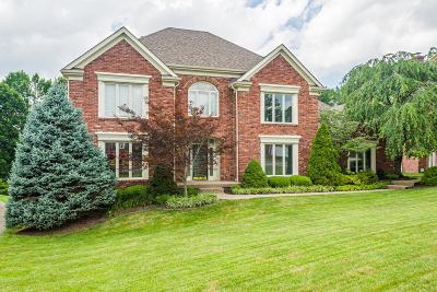 Louisville Single Family Home For Sale: 14413 Champion Woods Pl