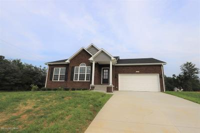 Hardin County Single Family Home For Sale: 25 Dunraven Dr