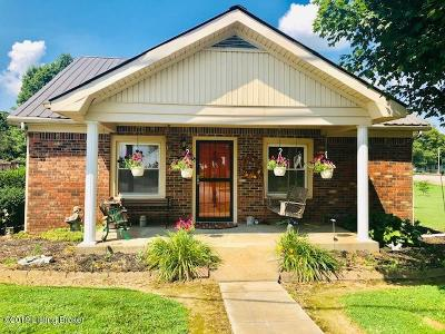 Ekron Single Family Home For Sale: 2724 Haysville Rd