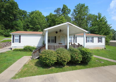 Mammoth Cave Single Family Home For Sale: 417 Lakeshore Dr