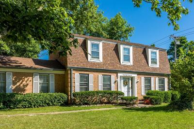 Louisville Single Family Home For Sale: 2826 Langdon Dr