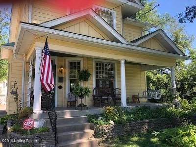 Louisville Single Family Home For Sale: 7901 New Lagrange Rd