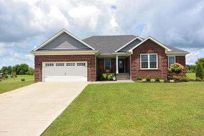 Bardstown Single Family Home For Sale: 116 Poplar Wood Dr