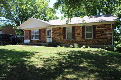 Shelby County Single Family Home For Sale: 117 Brookview Dr