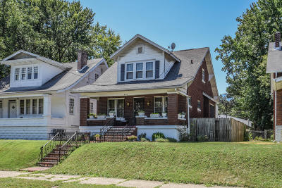 Louisville Single Family Home For Sale: 670 Cecil Ave
