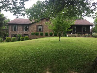 Shelby County Single Family Home For Sale: 1461 Haley Rd
