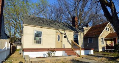 Louisville Single Family Home For Sale: 3647 Henry Ave