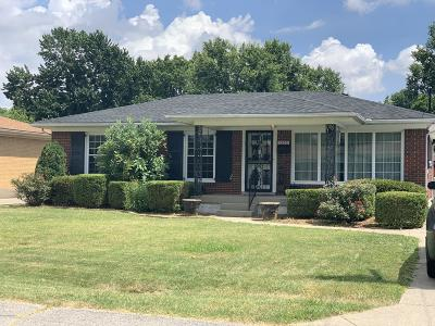 Louisville Single Family Home For Sale: 1306 Joni Dr